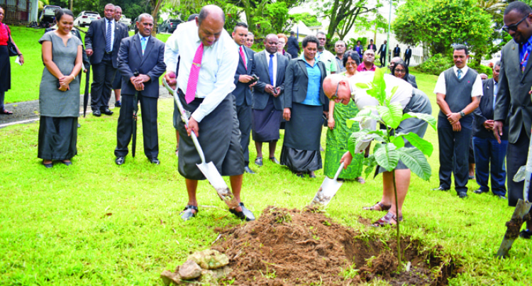 President Wants More Women  Involved In Tree Planting Initiative