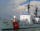 US Coast Guard Cutter Mellon To Arrive Next Tuesday
