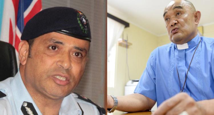 Qiliho: Police on Alert