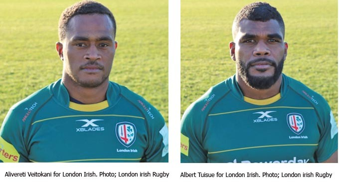 Duo Debut For Exiles