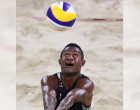 Beach Volleyball Prepares For Pacific Games
