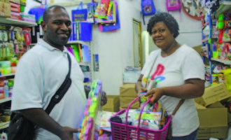 Couple Travel From Kadavu For Back To School Shopping In Suva