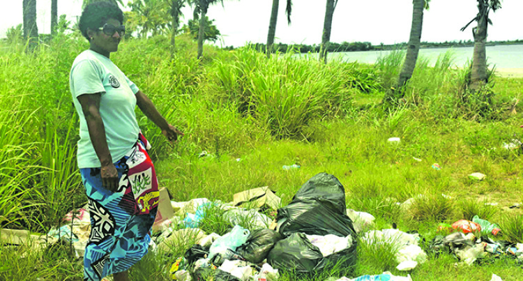 Ali Raises Concern On Dumping Of Rubbish At Beach