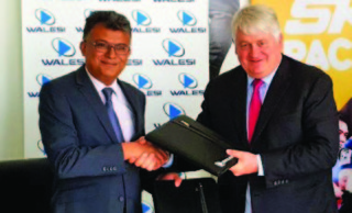 Sky Pacific And Walesi Sign MOU