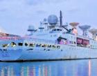Yuan Wang 5 In Port To Refuel, Replenish Supplies