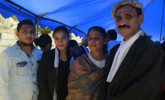 Maqbool Pursues Goal To Be A Lawyer, Age No Barrier