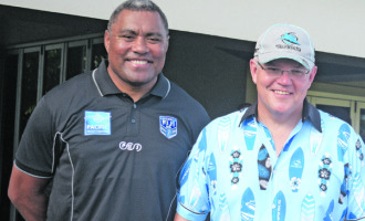Rugby League, netball get Oz Support
