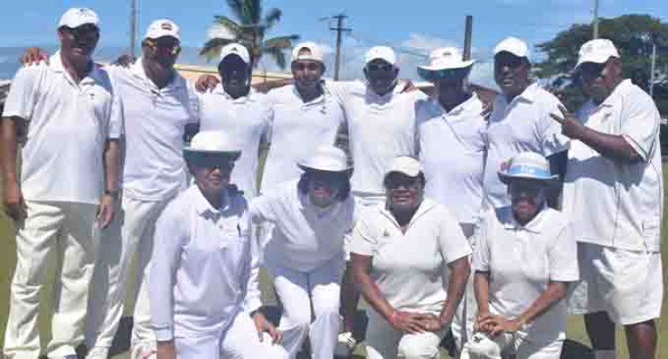Symes Plans For Bowls Fiji
