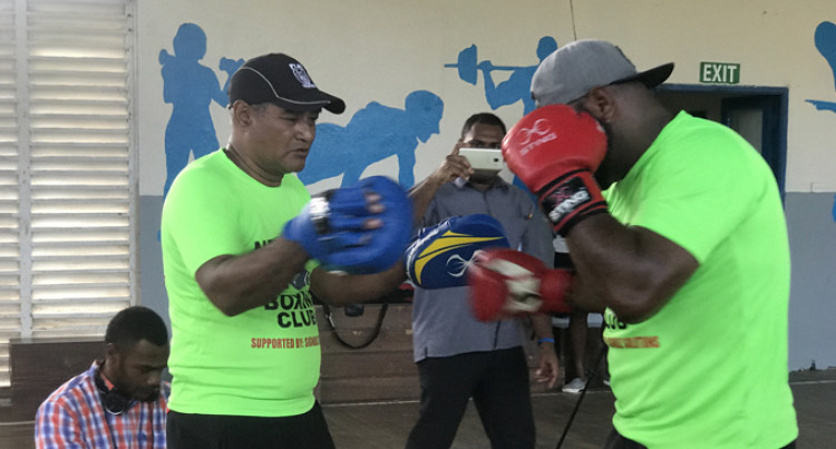 Qica On Mission To Revive Boxing