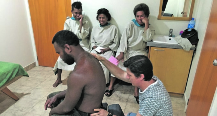 Returning Chiropractors' Offer Free Medical In Savusavu