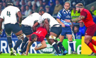 World Rugby Sets Plan To Mitigate Risk Of Injury
