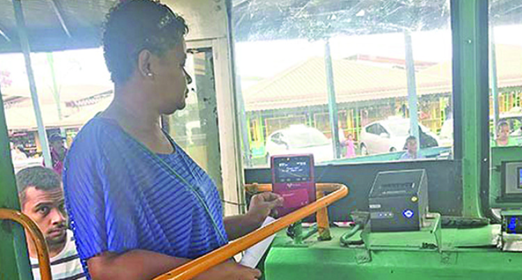 Use Registered Bus Cards Only, Passengers Urged
