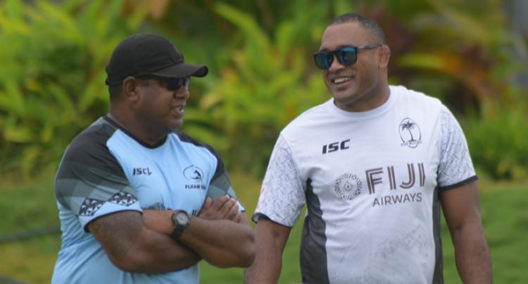 Fuli, 'Ice' Team  Up For Fijiana