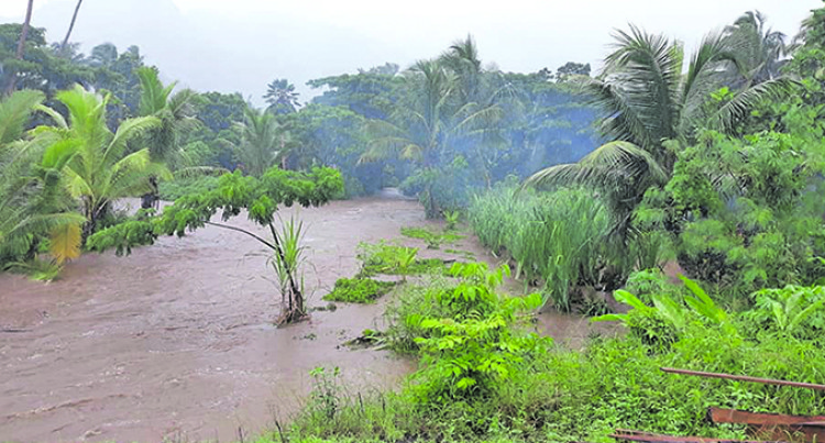 Villagers Worried As Rain Continues, River Keeps Rising