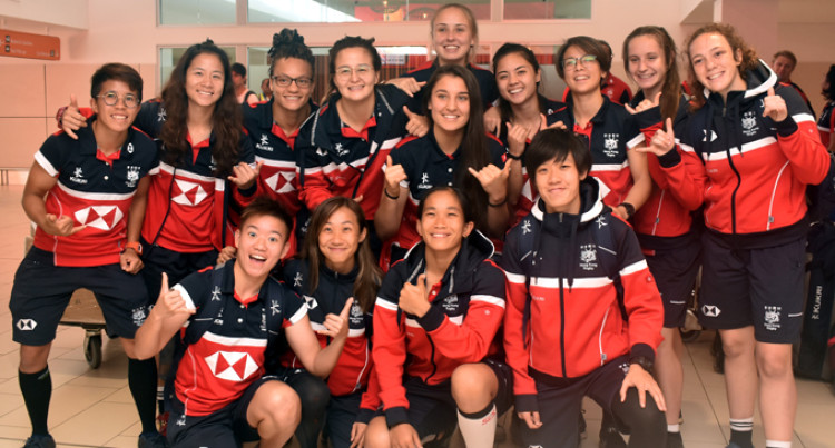 HK Women Out To Tackle Best