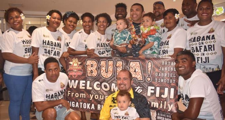 Flying Fijians A Force: Habana