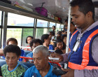 21 Bus Drivers and 11 Passengers Fined In The Northern Division