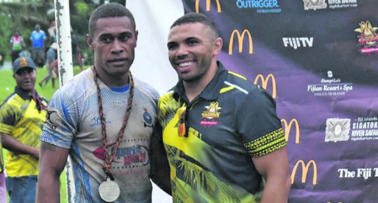 Matai wins Jonah Lomu Medal