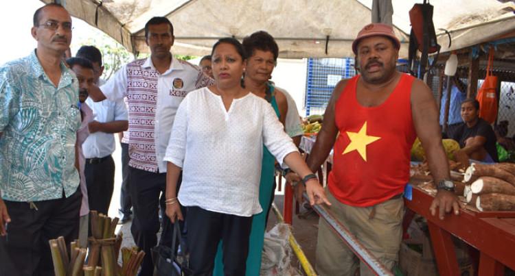 Don't Block Loading Zones, Kumar Tells Vendors