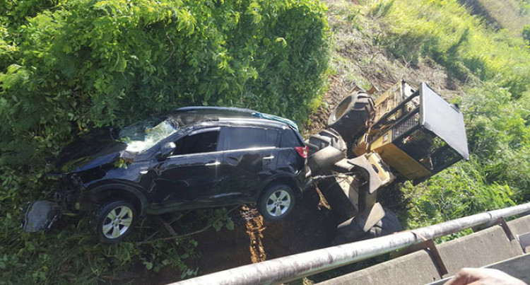 Nabou Crash! 2 Women In Serious Condition At Lautoka Hospital