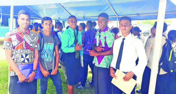Tertiary Students  Passionate About Working  For Law Enforcement