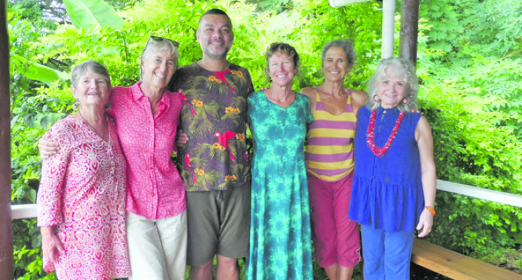 Workshop Participants Learn Poetry, Story-Telling