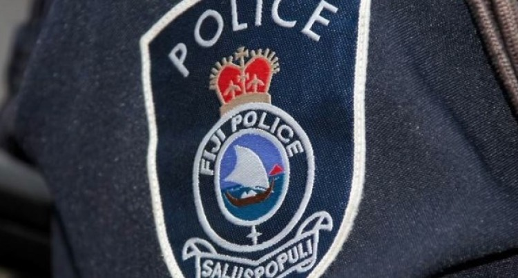 Fiji Police: Driver Allegedly Bumps Police Vehicle