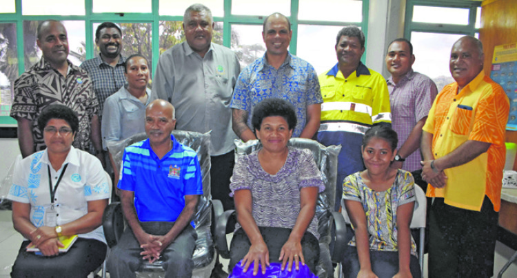 Doctor, Dentist Join Fish Farmers in Special Training