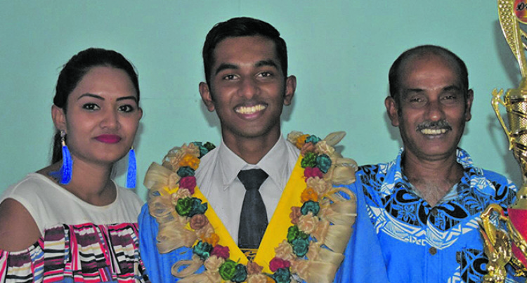 Rajneet Grateful To His Parents