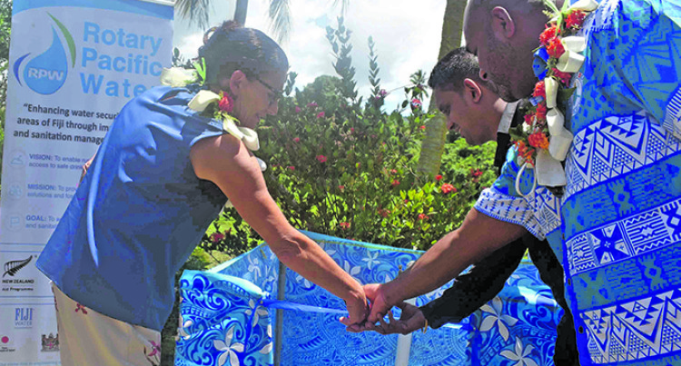 Partnership Brings Clean Water Supply To Sigatoka
