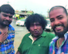Yogi Babu Busiest Comedian Delighted By The Sight Of Temple