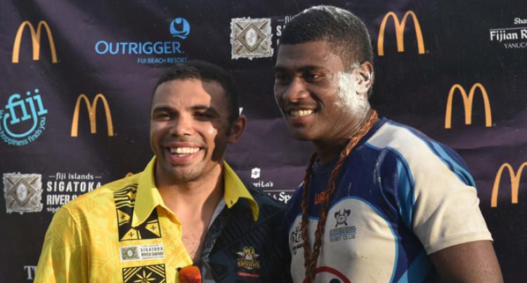 Daniva scoops Tuqiri medal