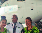 Mother, Daughter Team Up In The Air