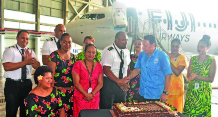 Fiji Airways Soon To Annnounce Billion Dollar Investment