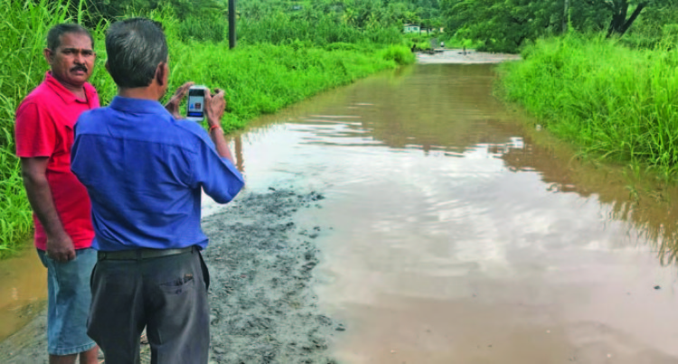 Urata Flood Reminds Residents Cyclone Season Still Here