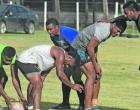 Olympian Boosts Dratabu's Campaign