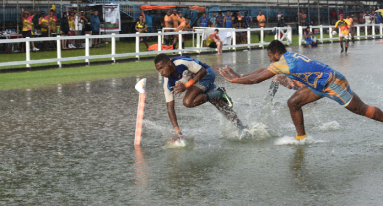 Tuva Youths Retain Title In The Wet