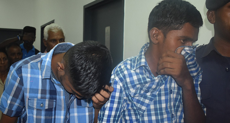 Alleged Robbers Denied Bail