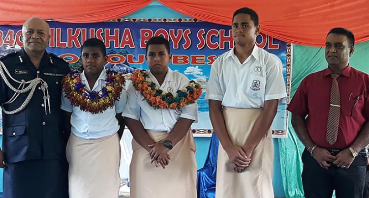 DILKUSHA BOYS SCHOOL: Leader Hopes To Serve Faithfully