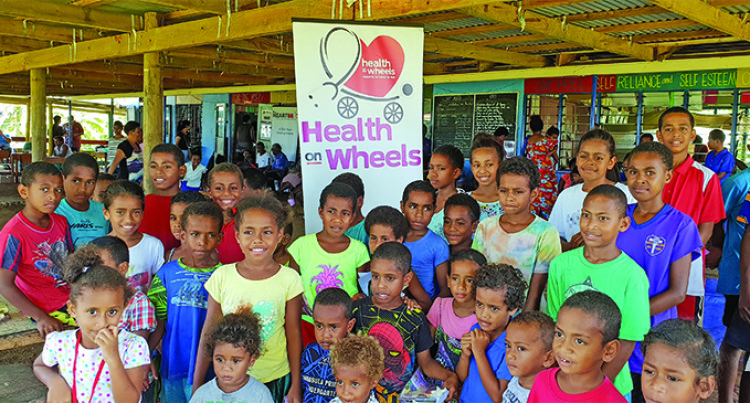 Free Screening at Medical Camp Picks up Four Cases of Heart Disease in Children