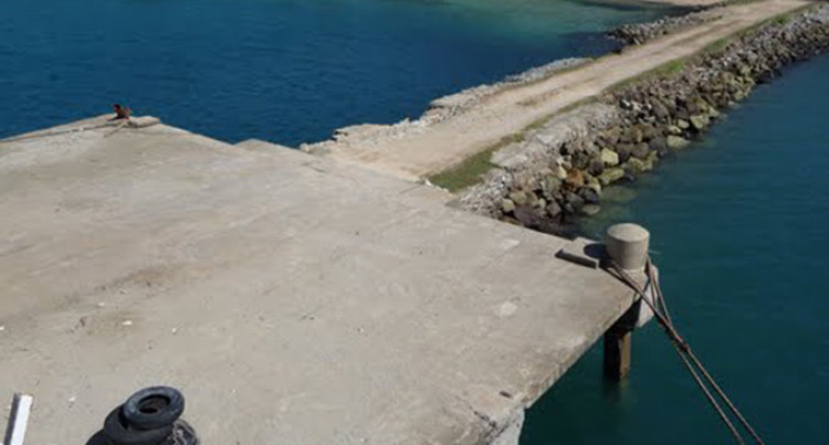 Fiji Roads Authority Begins Works On Lakeba Jetty