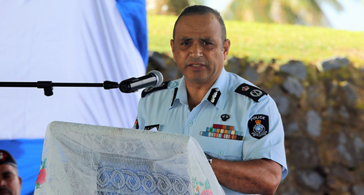 Fiji Police Commissioner: 'Our Cops Are Under Frequent Attacks'