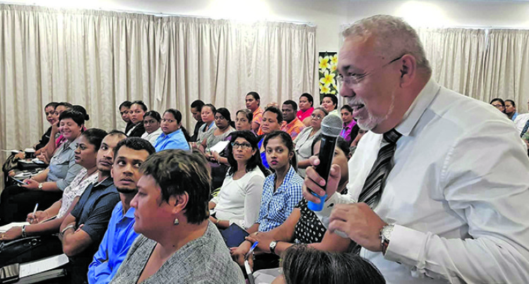 Talanoa Session With Ministry Was Fruitful, Says Hazelman