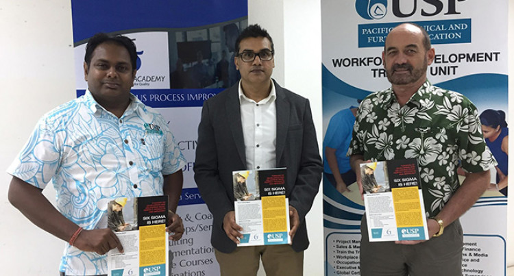 Six Sigma Training Programme Launched