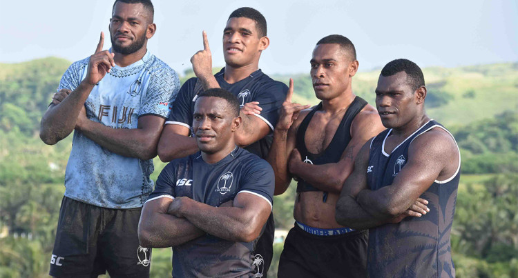 Training Session For The 7s Team: 16th February, 2019
