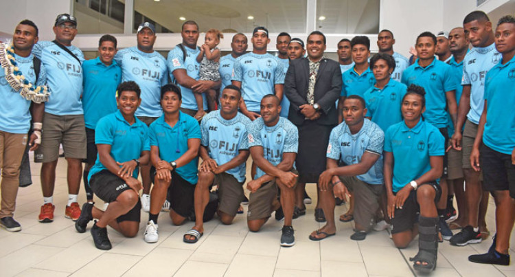 Fijiana 7's: Overseas Fijians Eye Fijiana Reps
