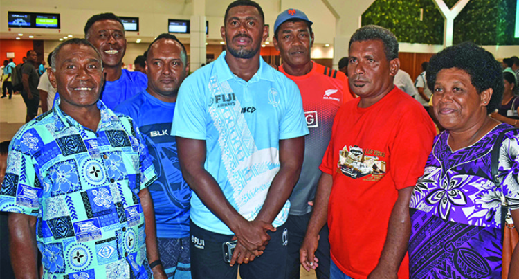 Fiji 7s: Sorry Fiji, Nasoko