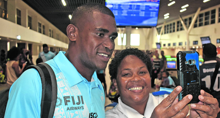 Fiji Rugby 7s: Farm Boy On World Stage