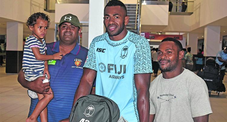 Sevuloni Mocenacagi: I let the Team and Fiji Down