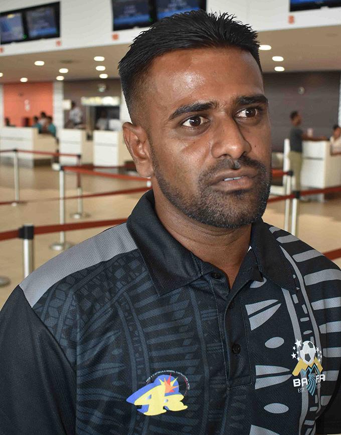 Veteran Ba defender Avinesh Waran Suwamy. Photo: Waisea Nasokia